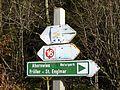 Wanderschilder bei Ahornwies.jpg