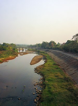 Wang River at Lampang