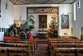 Wangen Franziskanerkloster Kapelle Blick zum Chor.jpg