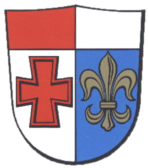Auerbach (Horgau) - Coat of arms of Augsburg district