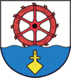 Coat of arms of Spragebøl