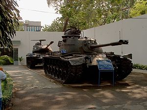 English: War Remnants Museum, Ho Chi Minh City...