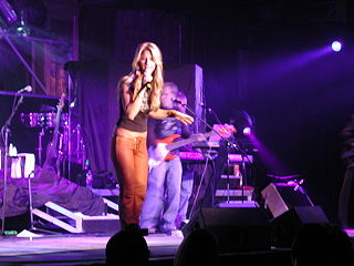 Shannon Brown (singer) American country music singer
