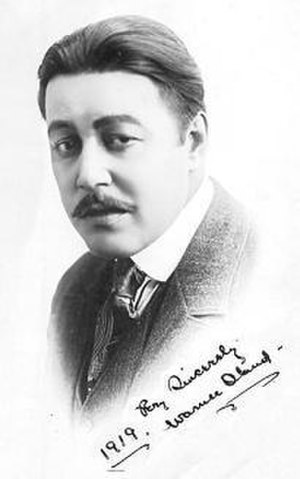 Warner Oland - Warner Oland in 1919