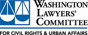 Washington Lawyers' Committee for Civil Rights and Urban Affairs - Image: Washington Lawyers' Committee Logo