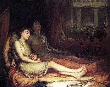 Alvilág 350px-Waterhouse-sleep_and_his_half-brother_death-1874
