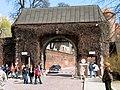 Wawel - Brama Bernardyńska.jpg