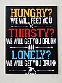We Will Get You Drunk - Sign in Peja Restaurant - Shkodra - Albania (41866551374).jpg