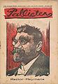 Weekblad Pallieter - voorpagina 1923 43 rector heymans.jpg