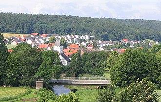 Warburg - The constituent community Welda