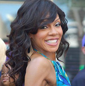 Wendy Raquel Robinson - Robinson, 2013.