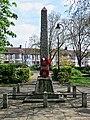 West Green War memorial, Tottenham, London 2.jpg