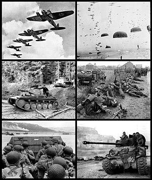 Západný front (druhá svetová vojna)
