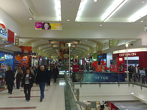 Westfield Marion - Image: Westfield marion from centre facing west