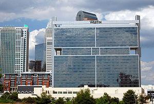 The Westin Charlotte - Image: Westin Charlotte