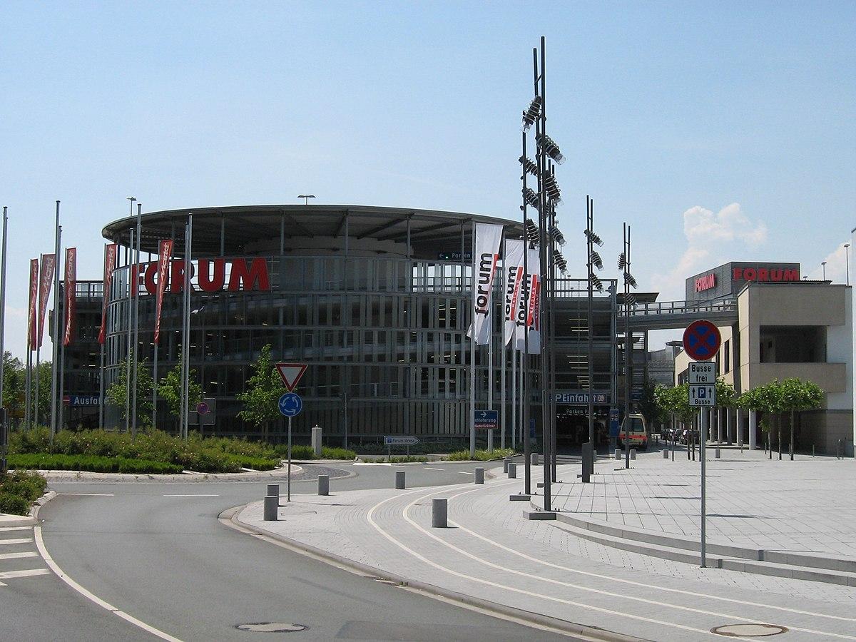 Wetzlar Forum Geschäfte