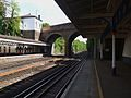 Weybridge station look east4.JPG