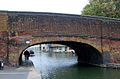 Wharf Road bridge (bridge number 39) over Regents Canal, Islington - geograph.org.uk - 1522174.jpg
