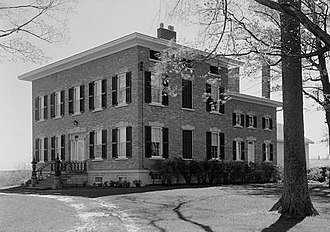 Whig Hill - Whig Hall