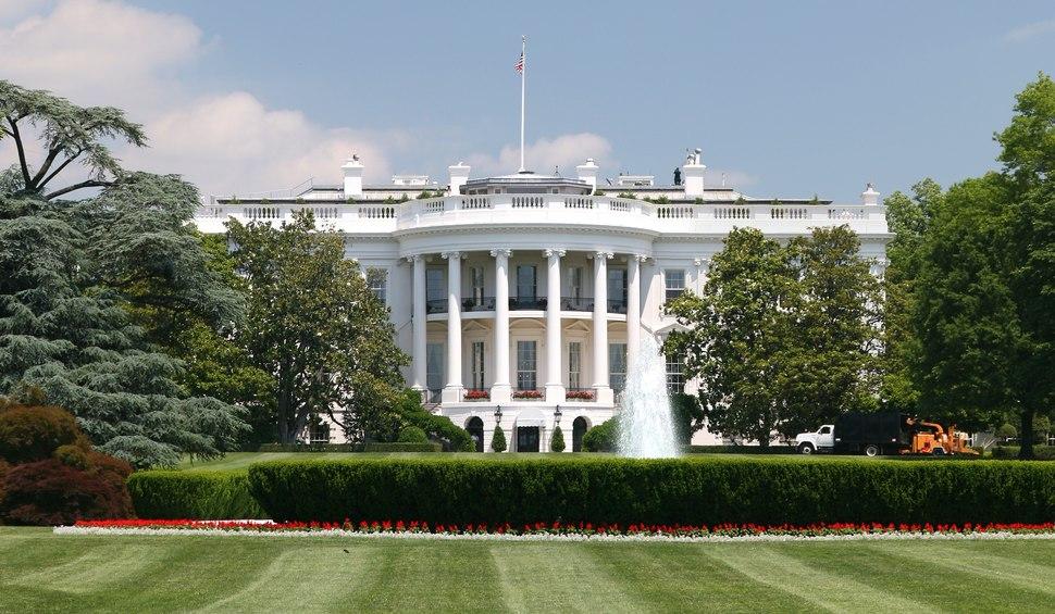 White House lawn (1)