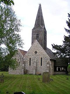 St John the Baptist, White Ladies Aston Church in White Ladies Aston, England