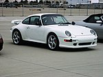 White Porsche 993 turbo coupé.jpg