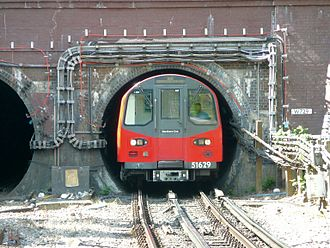 "Nickname - The London Underground is nicknamed ""the Tube"""