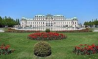 Wien - Schloss Belvedere, oberes (3).JPG