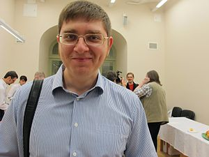 Wiki Party in Moscow 2013-05-18 (Wikipedians; 20).JPG