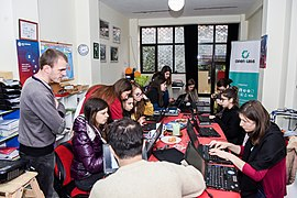 Wiki Weekend Tirana 2018 - First day 68.jpg