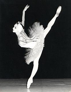 Wilfride Piollet French dancer