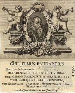 Willem Baudartius Dutch theologian