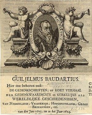 Willem Baudartius - Image: Wilhelm Baudartius