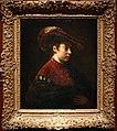 Willem drost, giovane donna con cappello piumato, 1653-54 ca.jpg