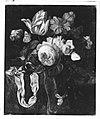 Willem van Aelst - Blumenstillleben mit Uhr, Schmetterlingen und Insekten - 5852 - Bavarian State Painting Collections.jpg