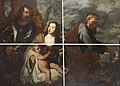 William Dobson (1611-1646) - Rest on the Flight into Egypt with Saint George - 1129294 - National Trust.jpg