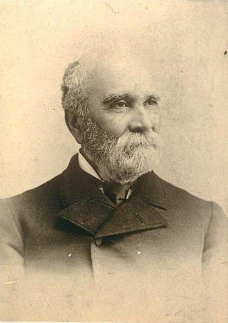William Heath Davis - William Heath Davis in old age