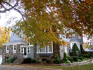William R. Bateman House - Image: William R. Bateman House Quincy MA 03