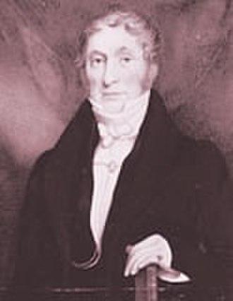 William Redfern - Dr William Redfern