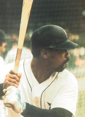 Willie Horton (baseball) - Horton in 1975