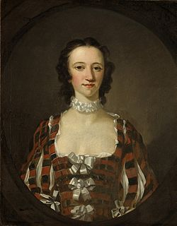Flora MacDonald in juli 1776