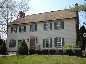 Mullica Hill, New Jersey - William Mullica House