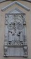 Wolfsberg - Pfarrkirche - Kapelle außen - Grabplatte2.jpg