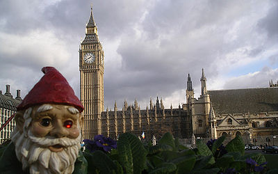 Travelling gnome prank - Wikipedia, the free encyclopedia
