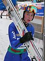World Junior Championship 2010 Hinterzarten - Elena Runggaldier 1048.JPG