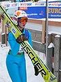 World Junior Ski Championship 2010 Hinterzarten Nina Lussi 1005.JPG