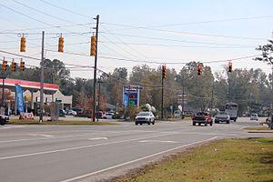 Wrightsboro, North Carolina - Image: Wrightsboro, North Carolina 02