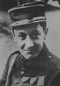 Guynemer an 1917