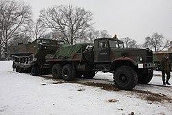 Wyposażenie i sprzęt 2. Mazowieckiej Brygady Saperów w Kazuniu (02)