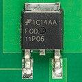 Xerox ColorQube 8570 - HCF control board - Fairchild FQD11P06-0390.jpg